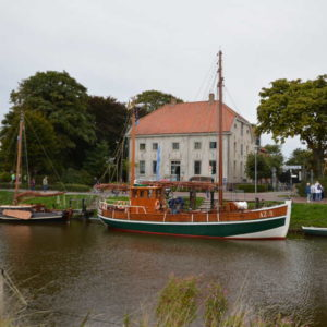 Sielhafenmuseum-Carolinensiel